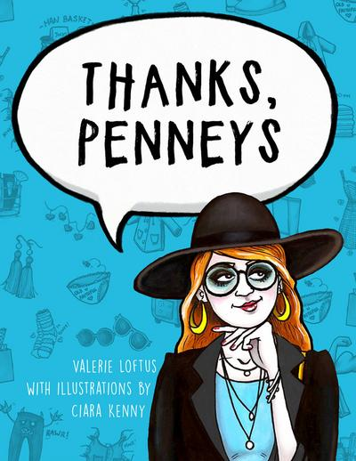 thanks penneys book by valerie loftus
