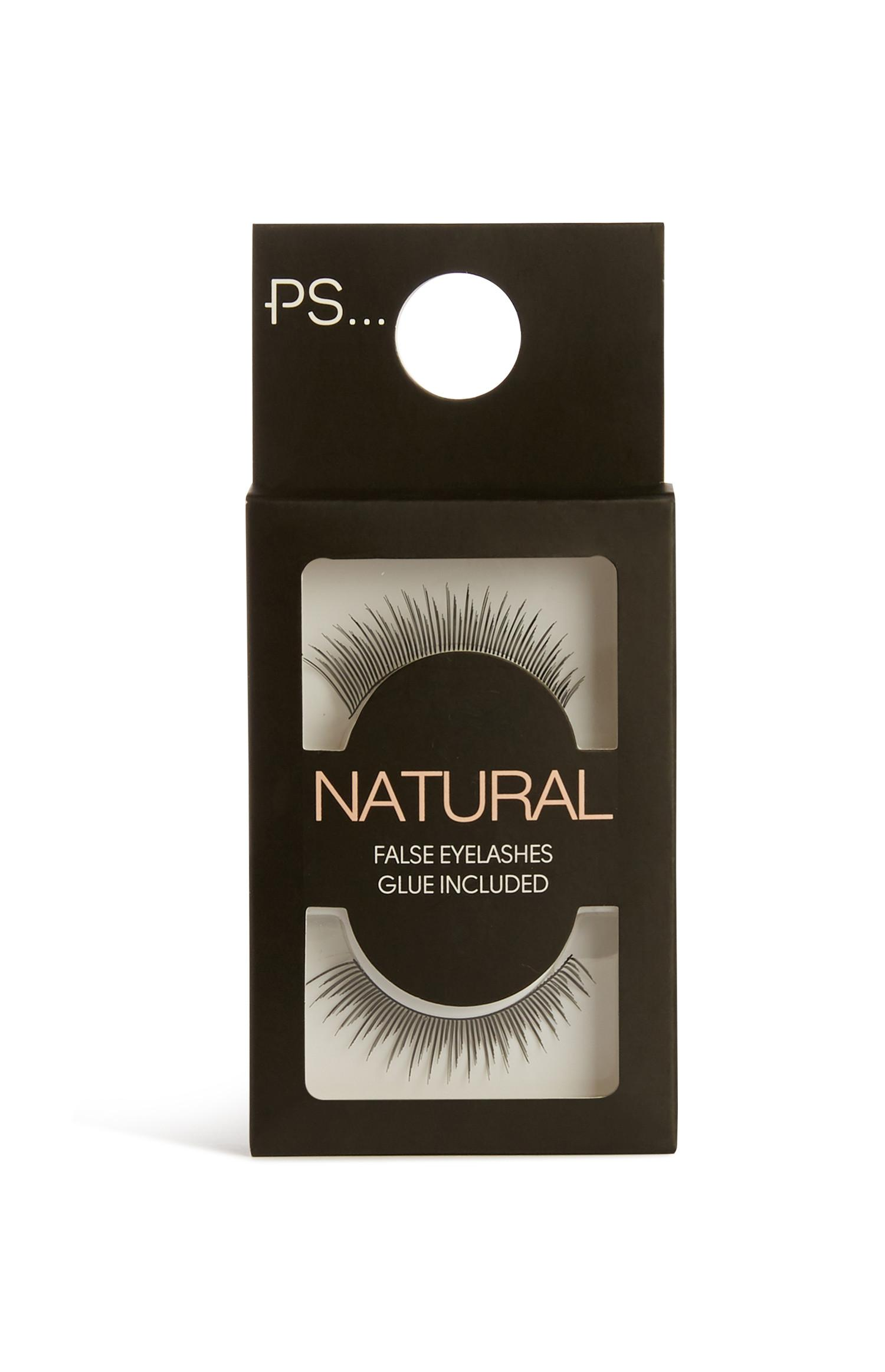Natural False Lashes