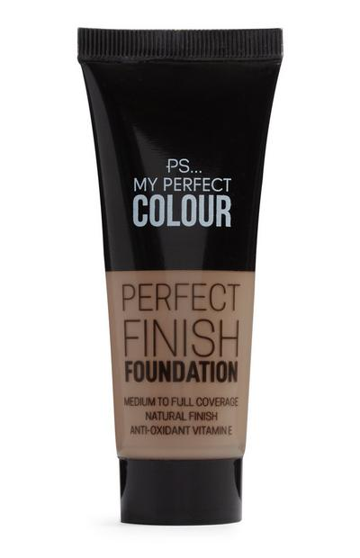 """Perfect Finish"" Foundation in Sand"
