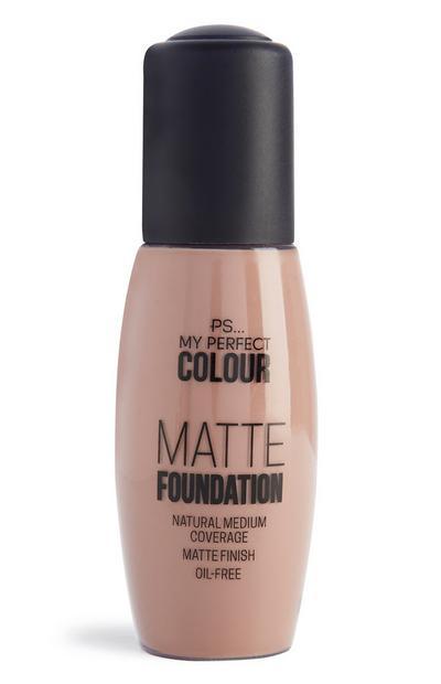 Matte Foundation Vanilla