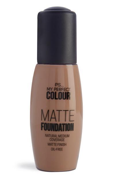Matte Foundation Sand