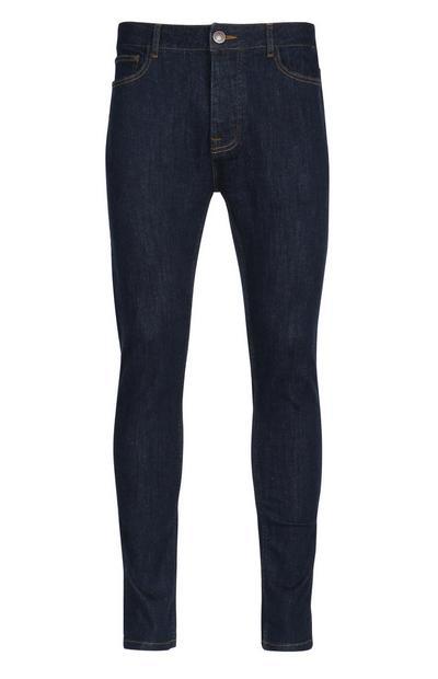 Blue Stretch Skinny Jean