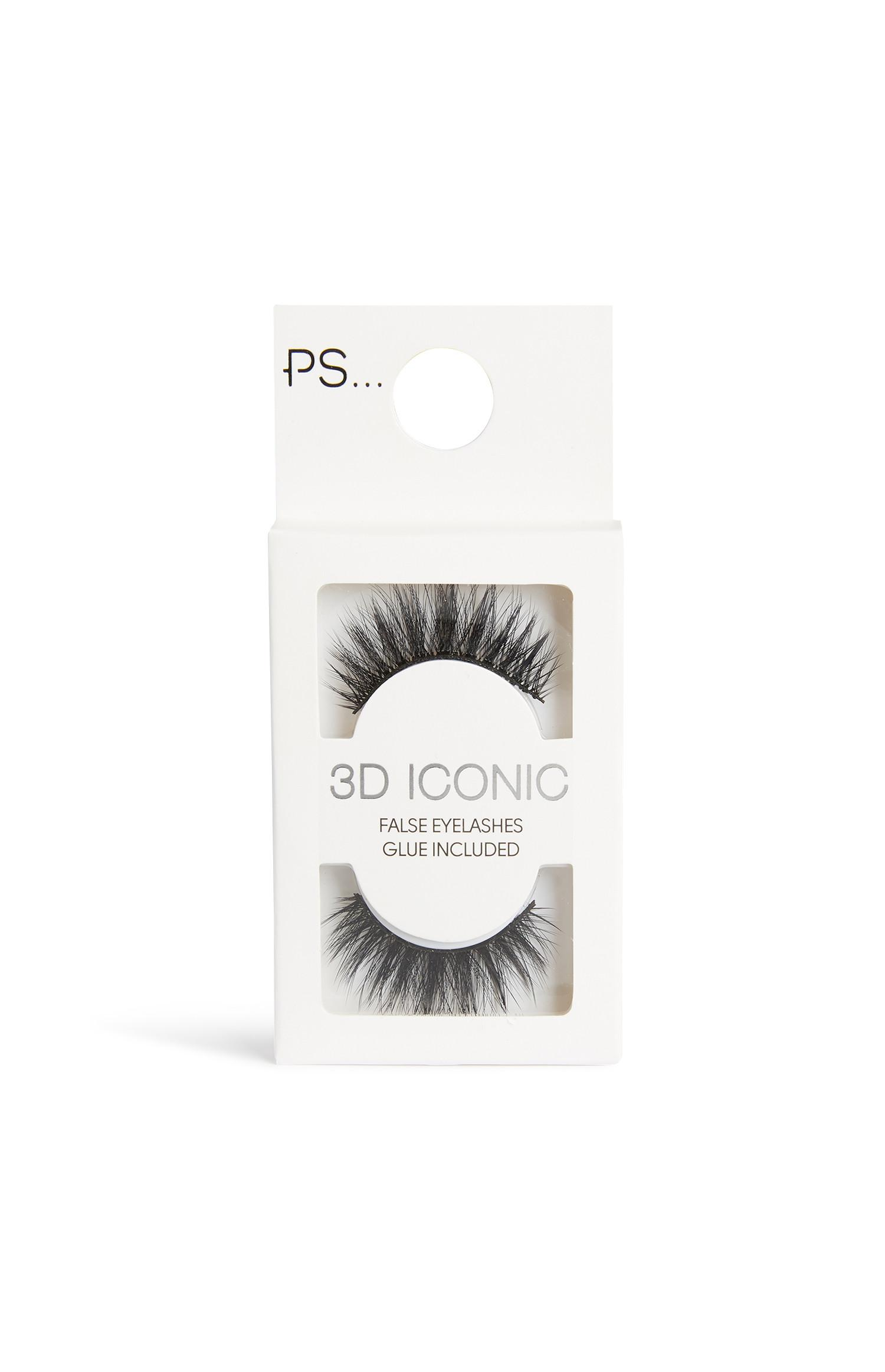 3D Iconic Faux Lashes