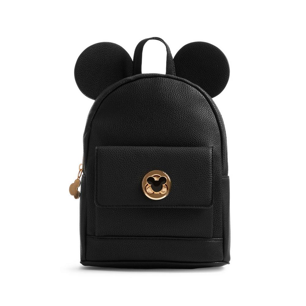 Verwonderlijk Zwarte Mickey Mouse-rugzak | Tassen en portemonnees | Dames DD-39