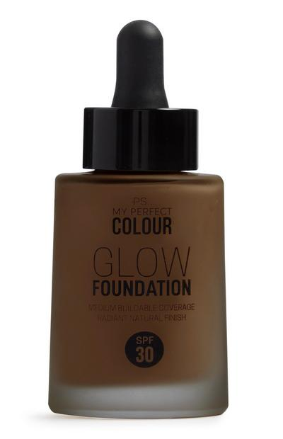 Velvet Finish Foundation Caramel