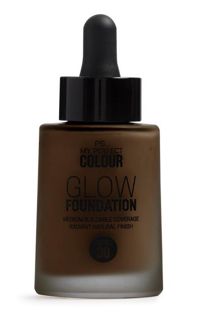 Velvet Finish Foundation Rich Expresso