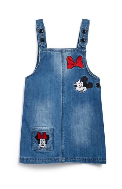 Baby Girl Minnie Mouse Pinafore