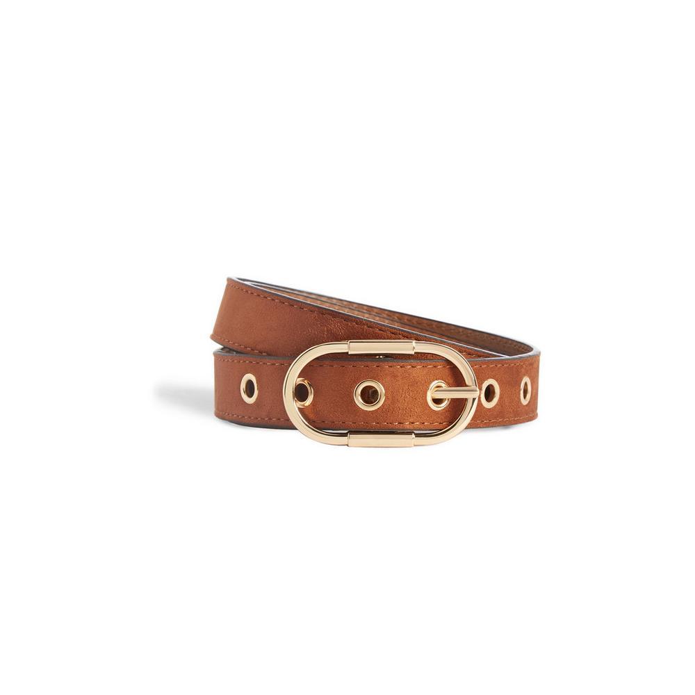 64440577 Brown Belt | Belts | Accessories | Womens | Categories | Primark UK