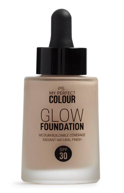 Velvet Finish Foundation Ivory