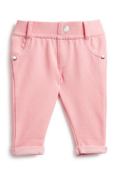 Baby Girl Pink Legging
