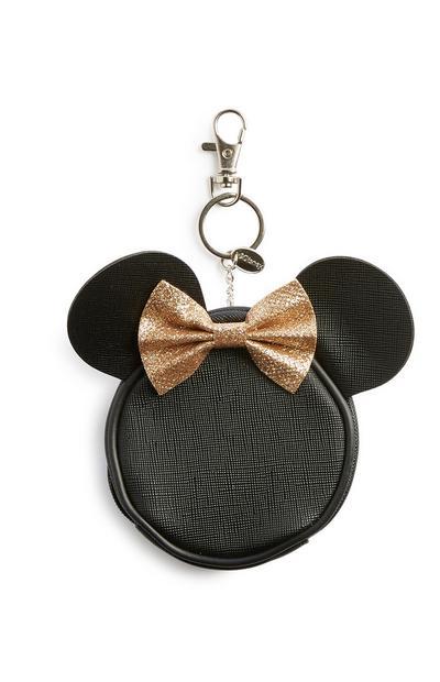 Minnie Mouse Keychain Purse