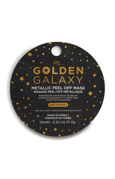 Golden Galaxy Mask