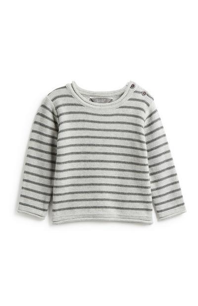 Baby Boy Stripe Jumper