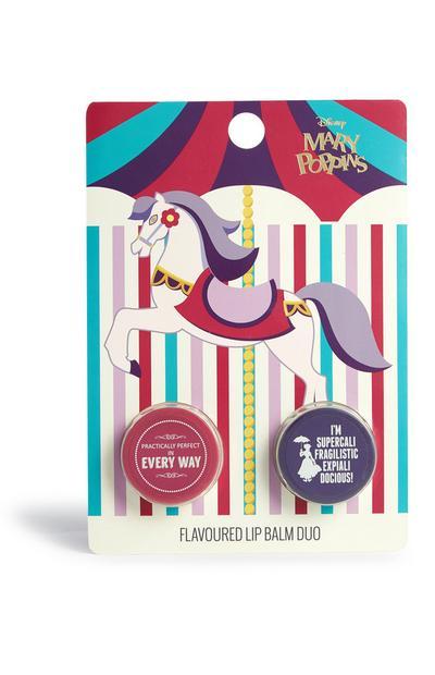 Mary Poppins 2Pk Lip Balm