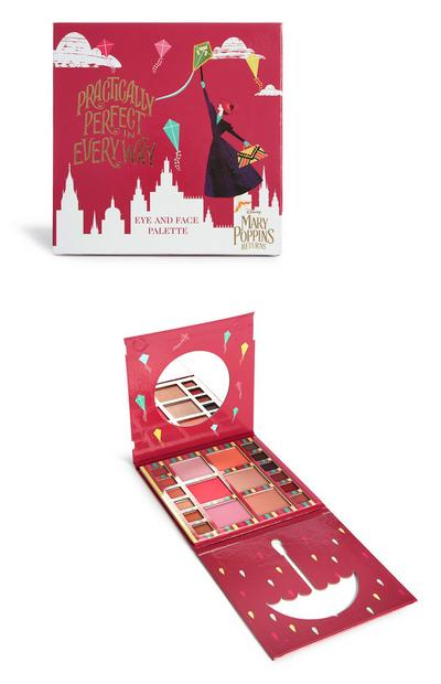 Mary Poppins Eye And Face Palette