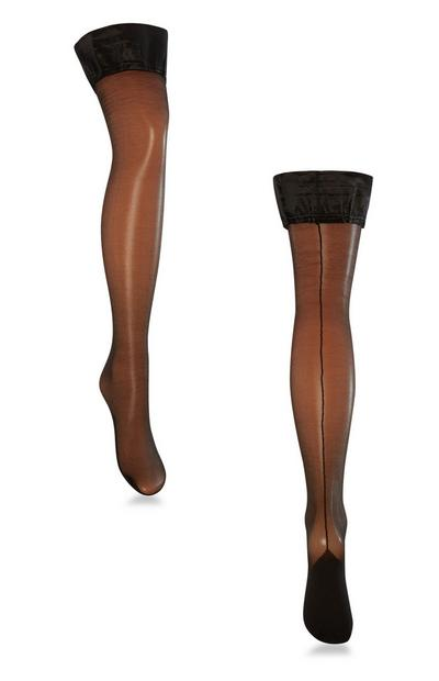 Backseam Hold Ups