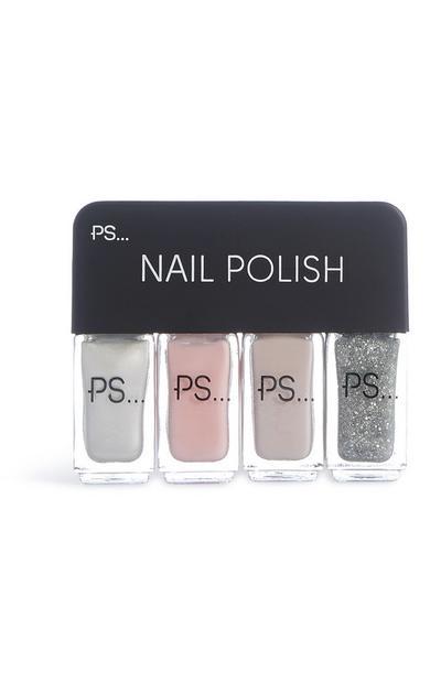 Nail Polish 4Pk