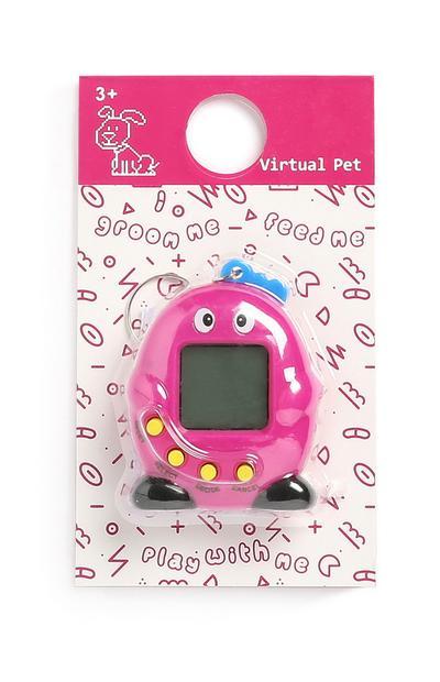 Pink Virtual Pet
