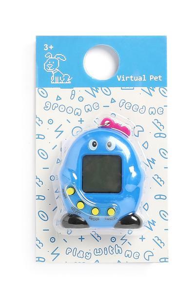 Blue Virtual Pet