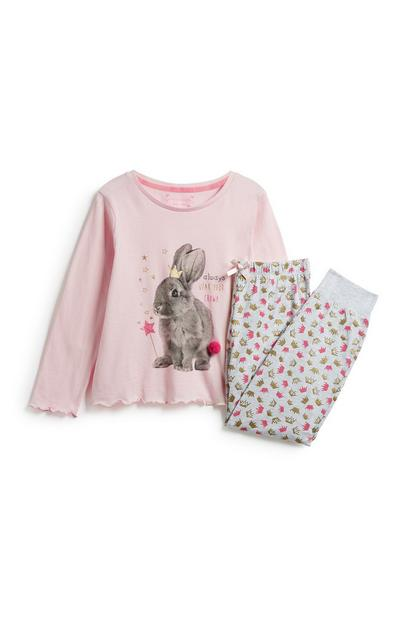 Bunny Pyjama Set