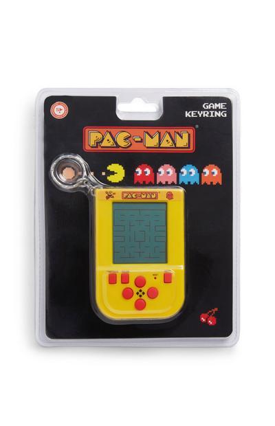 Pacman Keyring Game