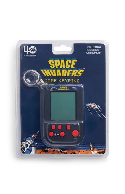 Space Invaders Keyring