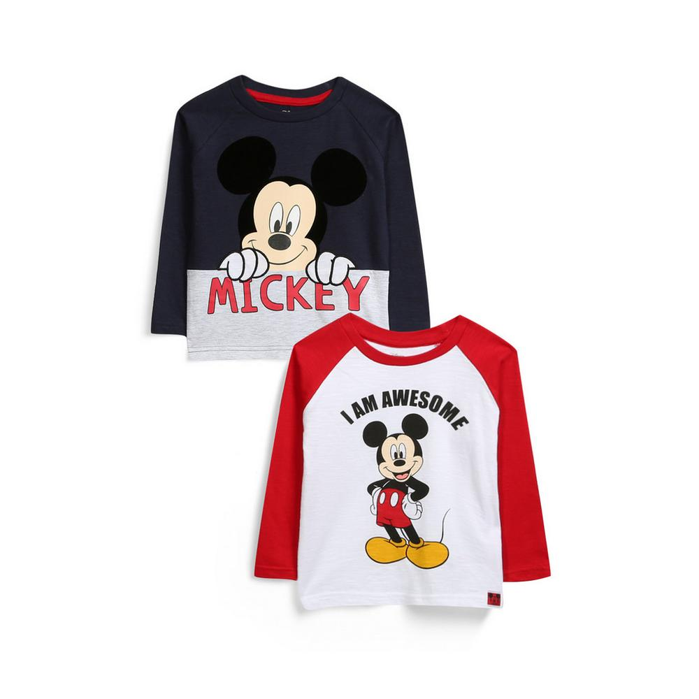 ad2ff88ca17dd Mickey Mouse Top 2Pk | Baby Boy | Kids | Categories | Primark USA