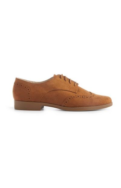 Tan Brogue