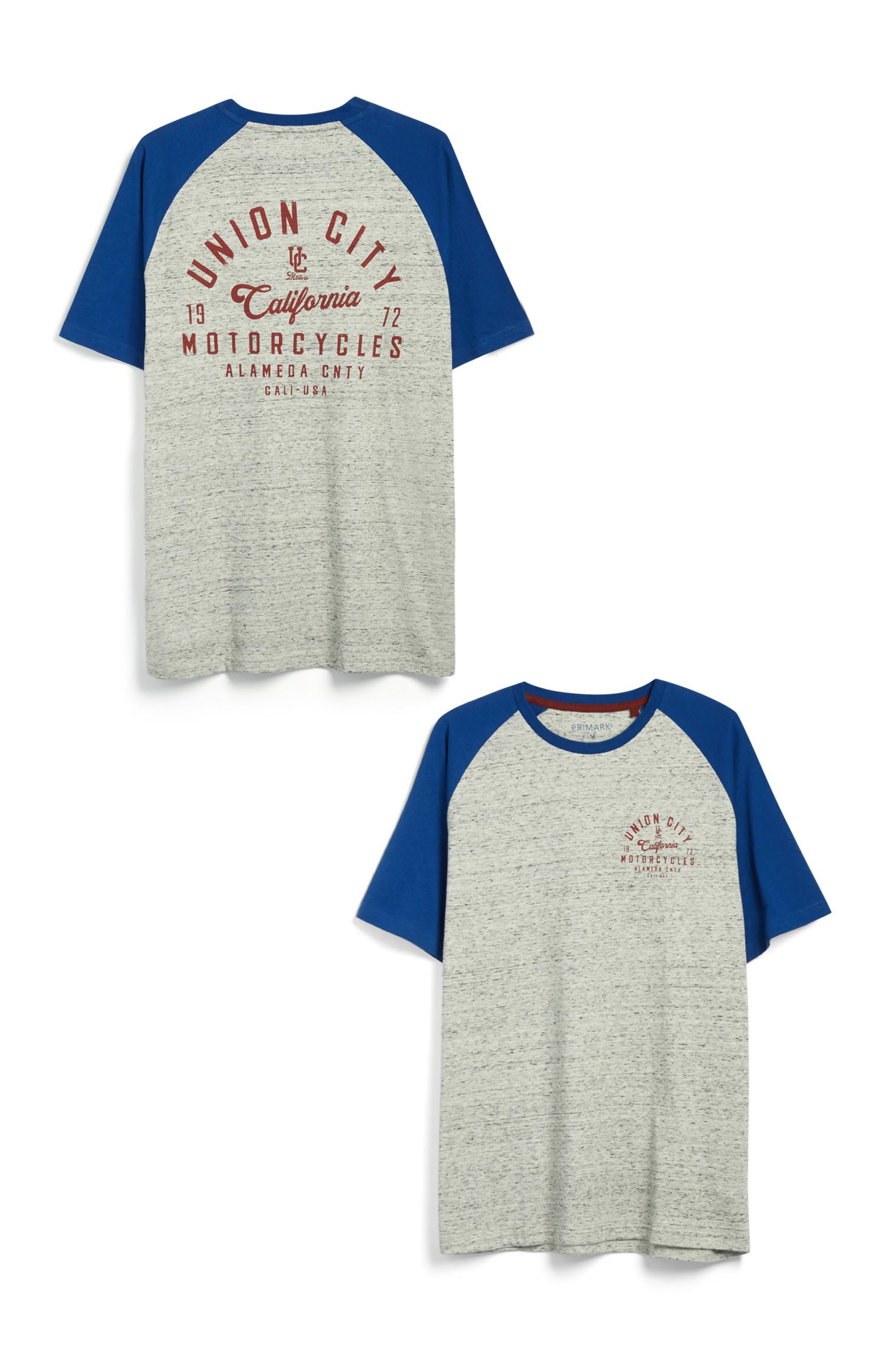 California Raglan T-Shirt