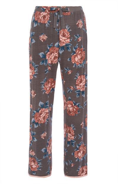 Floral Pyjama Trouser