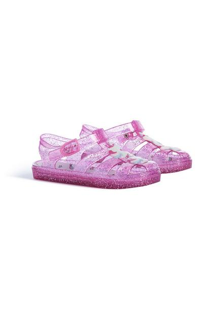 Younger Girl Jelly Shoes