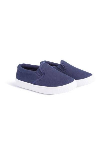 Younger Boy Slip On Shoes