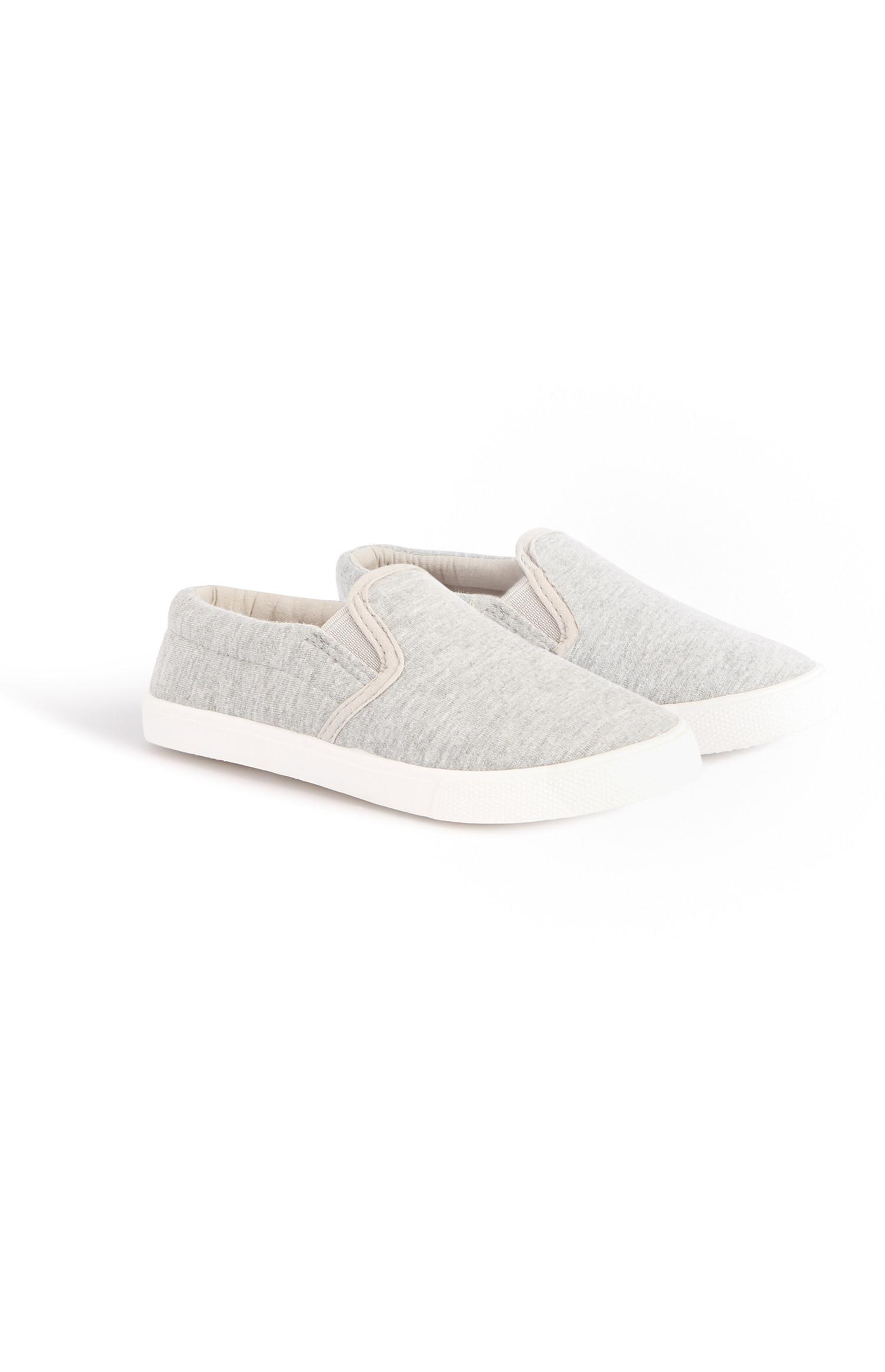 Younger Boy Slip On Shoe