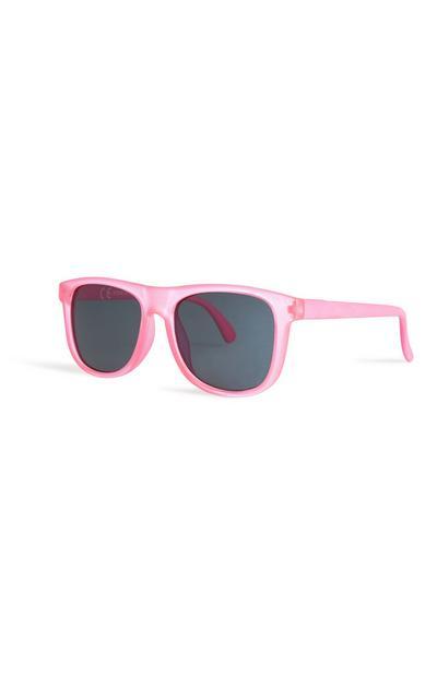 Baby Girl Pink Sunglasses