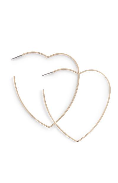 Love Heart Earrings