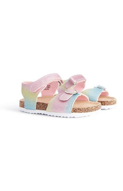 Younger Girl Ombre Sandals