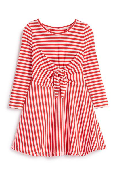 Younger Girl Stripe Dress
