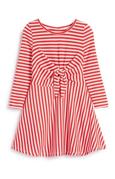 Younger Girl Stripe Dress