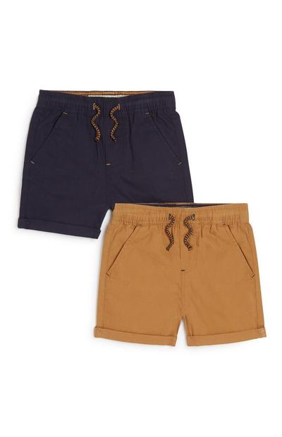 Younger Boy Short 2PK
