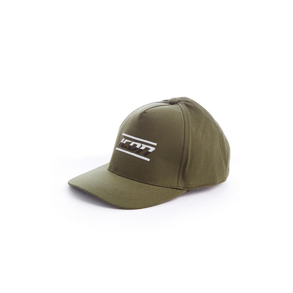 site réputé e1e94 63500 Khaki Icon Cap | Accessories | Kids | Categories | Primark ...