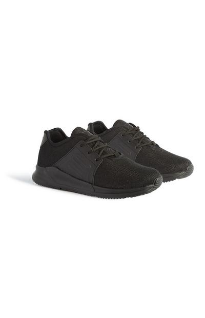 Olde Girl Black Trainer