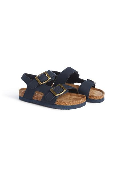 Younger Boy Leather Sandals