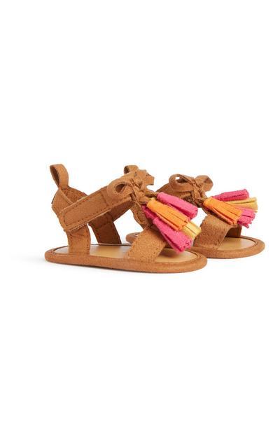 Baby Girl Tassel Sandal