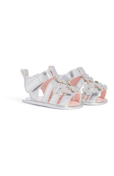 Baby Girl Flower Sandal