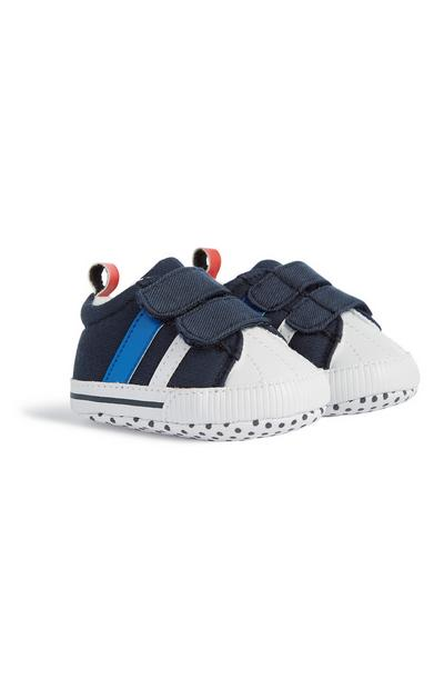 Baby Boy Navy Trainer