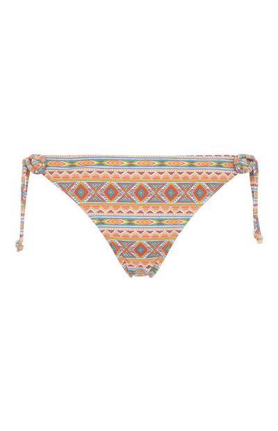 Aztec Bikini Brief