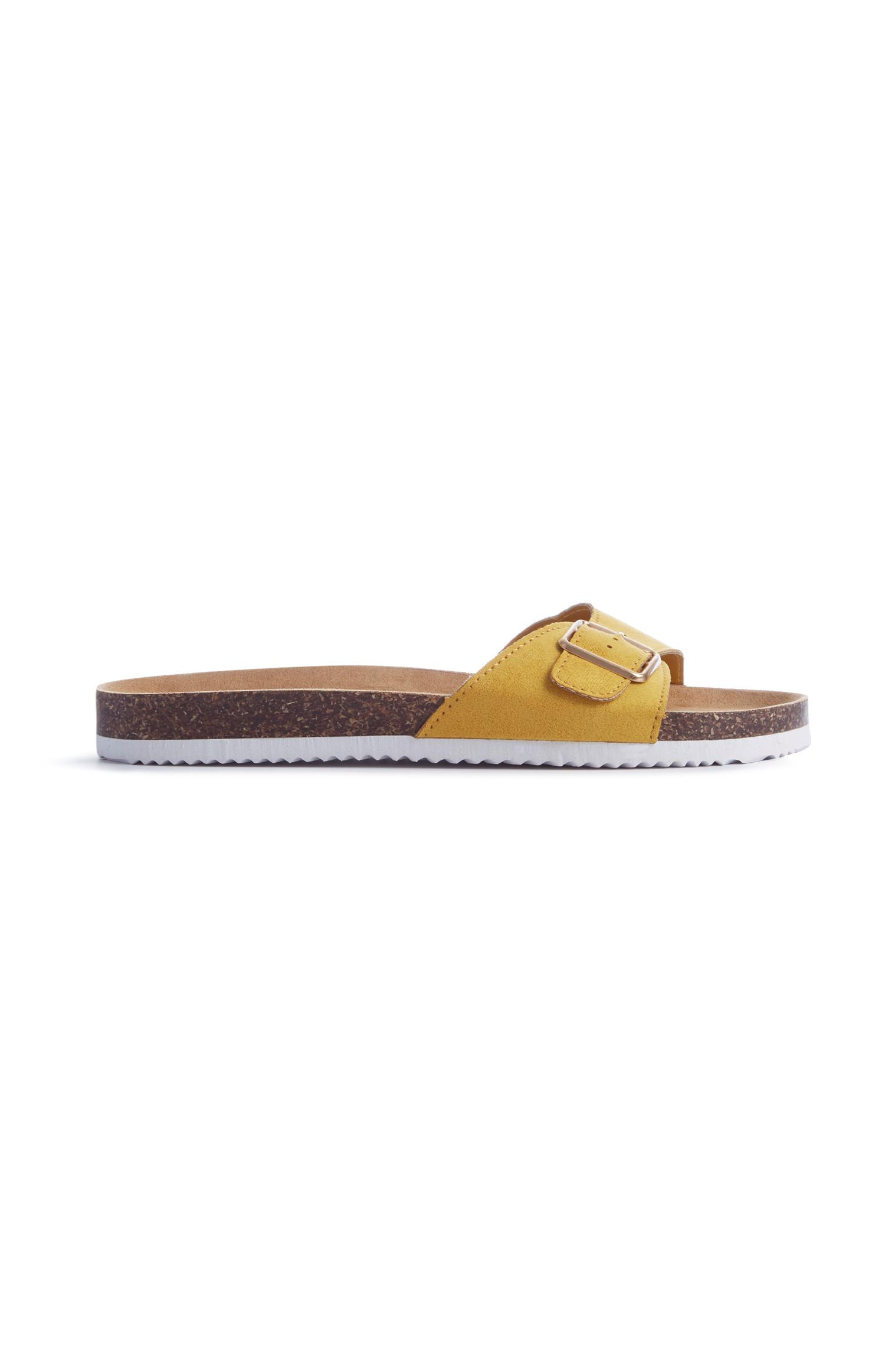 Yellow Sandal