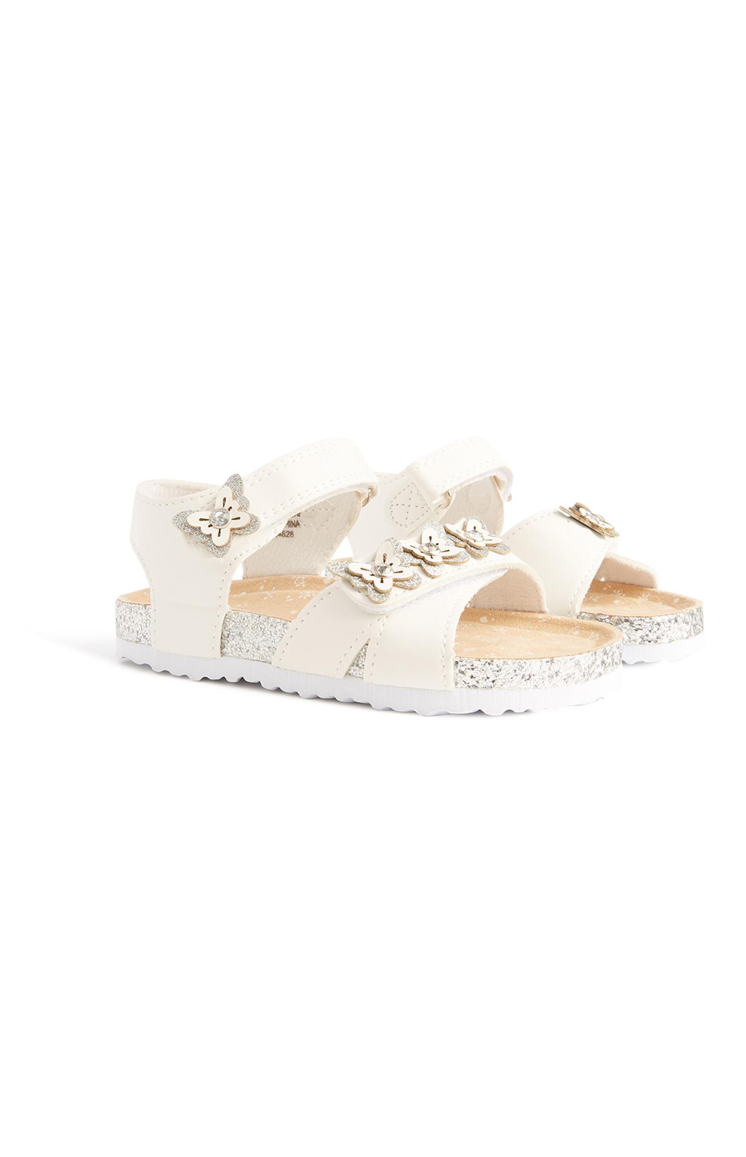Younger Girl Butterfly Sandal