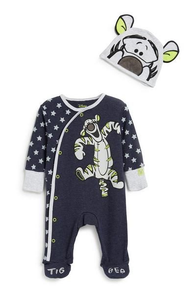 Tigger Sleepsuit Set