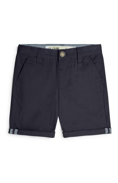 Younger Boy Chino Shorts